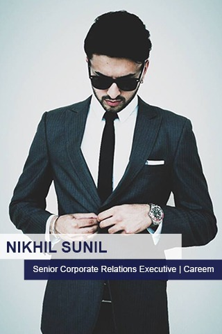 nikhil sunil customer