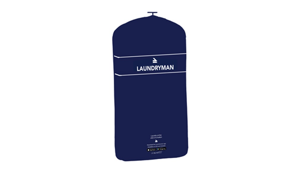 dry-cleaning bag
