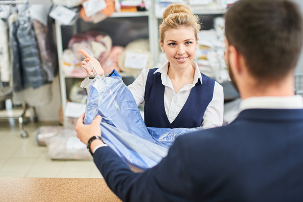 Hire Professional Laundry Services