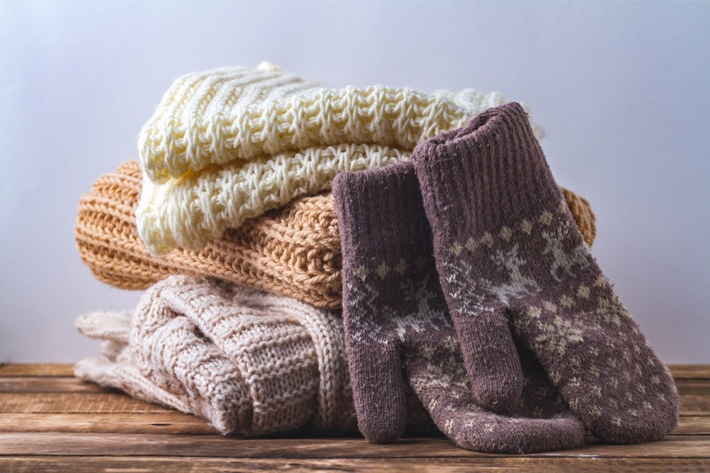 LaundryMan's Tips For Storing Your Winter Wear Till The Next Winter Season