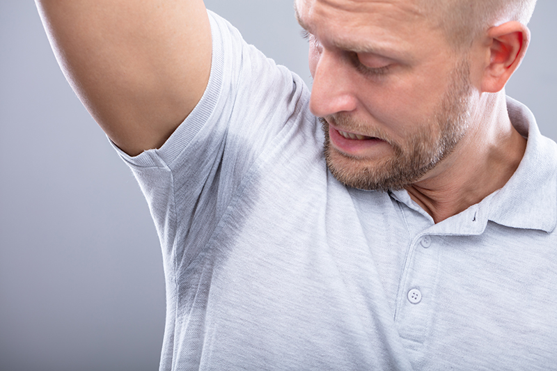 How to Get Rid of Sweat Stains?