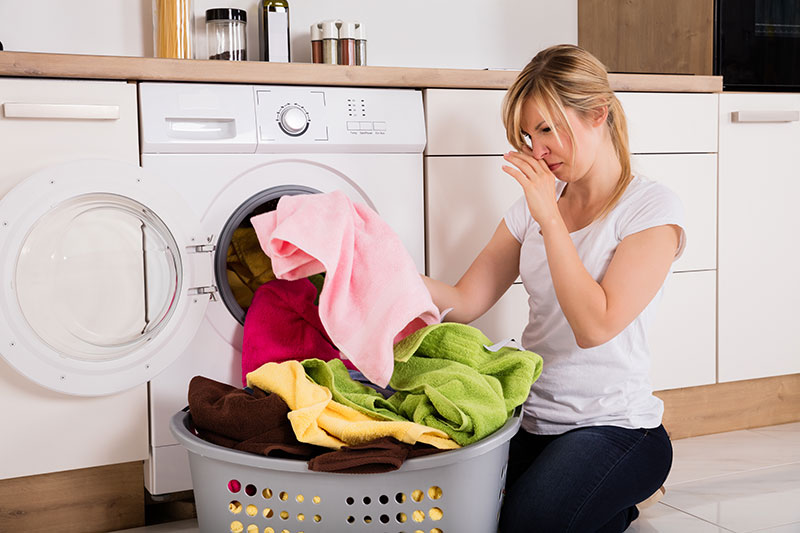 How to Revive Your Forgotten Laundry?